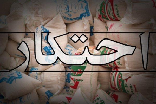 انبار احتکار برنج به ارزش 5 میلیارد ریال در جیرفت پلمب گردید