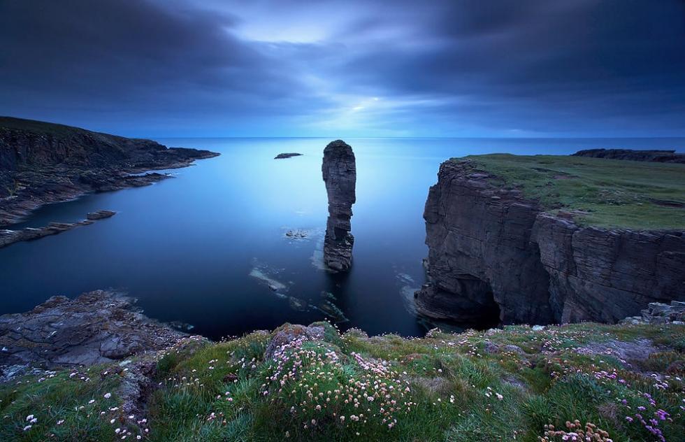 پشته دریایی قابل توجه در اسکاتلند