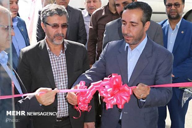 کارگزاری رسمی تامین اجتماعی شهرستان شازند افتتاح شد