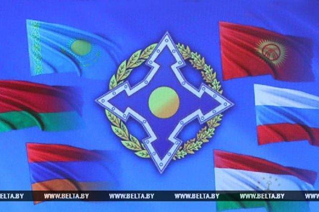 شروع نشست وزیران خارجه و دفاع کشورهای عضو سازمان معاهده امنیت جمعی در آستانه