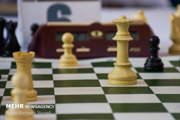 پنجمین پیروزی ایران در المپیاد جهانی شطرنج و صعود به صدر جدول