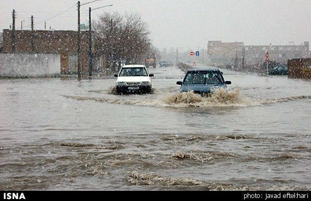 امدادرسانی به 125 خانوار آسیب دیده در بارندگی دو روز گذشته خوزستان