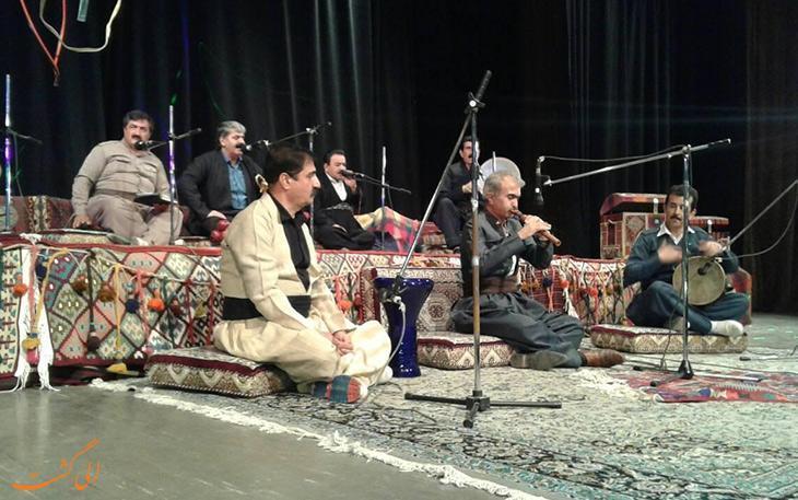 ثبت جهانی سنندج به عنوان شهر خلاق موسیقی ایران