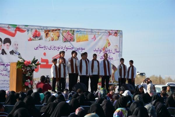 برپایی جشنواره روستایی رهگذر همزمان با روز شهرستان مهریز