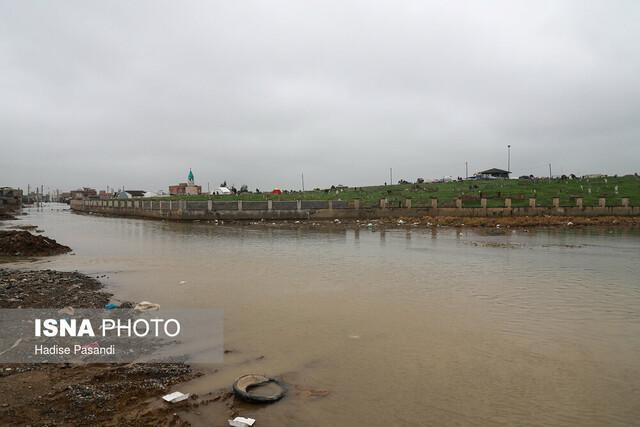 پیش بینی طغیان رودخانه ها در گلستان