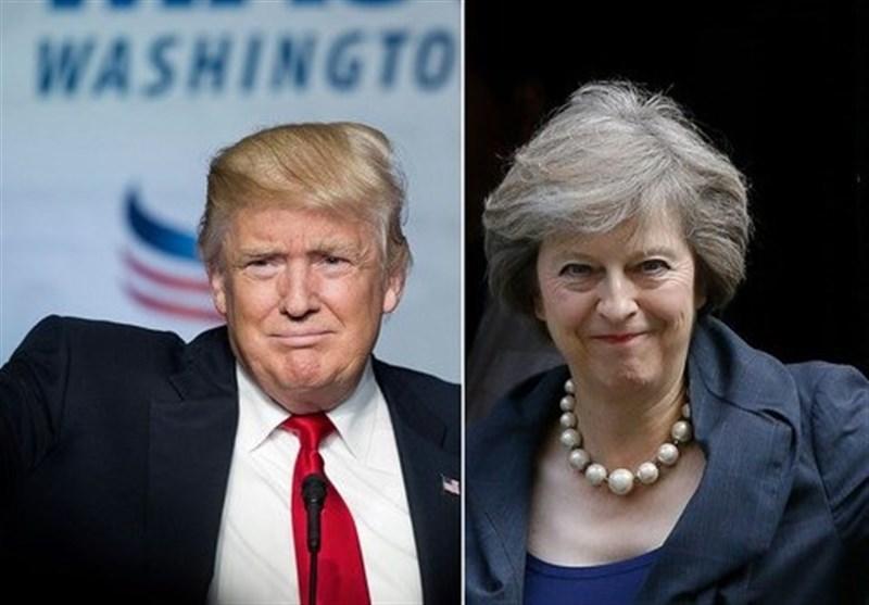 واکنش ترامپ به استعفای نخست وزیر انگلیس