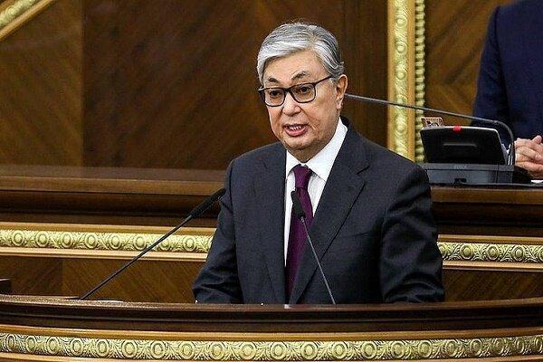 تاکایف به عنوان رئیس جمهوری قزاقستان سوگند یاد کرد