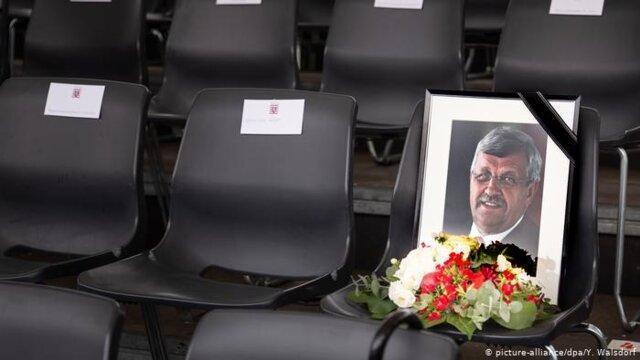 مظنون به قتل سیاستمدار آلمانی به جرم خود اعتراف کرد