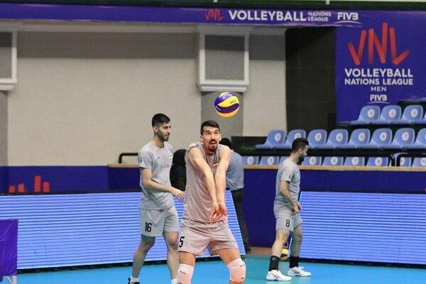 برنامه تمرین تیم ملی والیبال ایران تغییر کرد