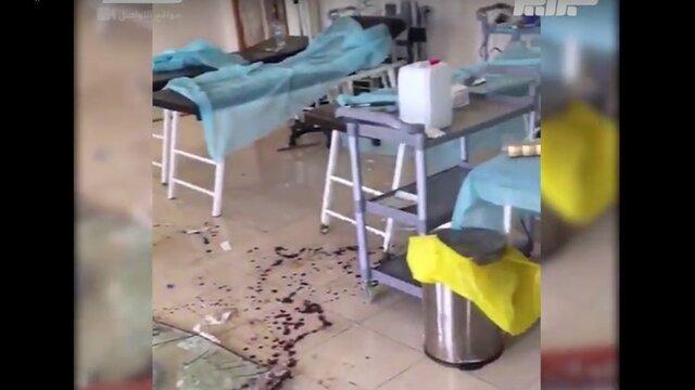نیروهای حفتر به بیمارستانی در طرابلس حمله کردند