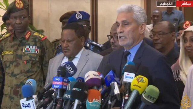 توافق نهایی درباره سند قانون اساسی سودان