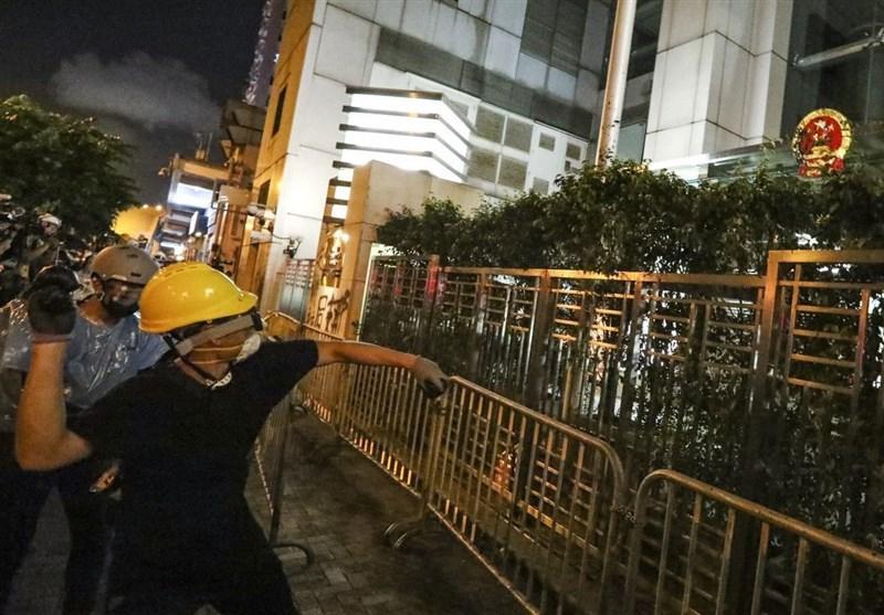 بحران هنگ کنگ 60 روزه شد