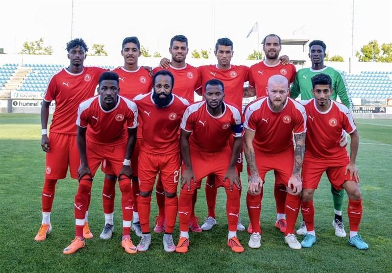 حضور پورعلی گنجی در ترکیب اصلی العربی برای نخستین بازی فصل جدید