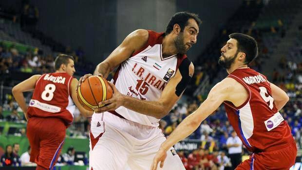 شکست تلخ بسکتبال ایران مقابل پورتوریکو ، در 5 دقیقه ورق برگشت