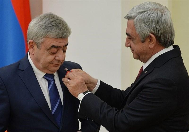افزایش فشارها بر سارگسیان؛ برادر رئیس جمهور سابق ارمنستان متهم شد