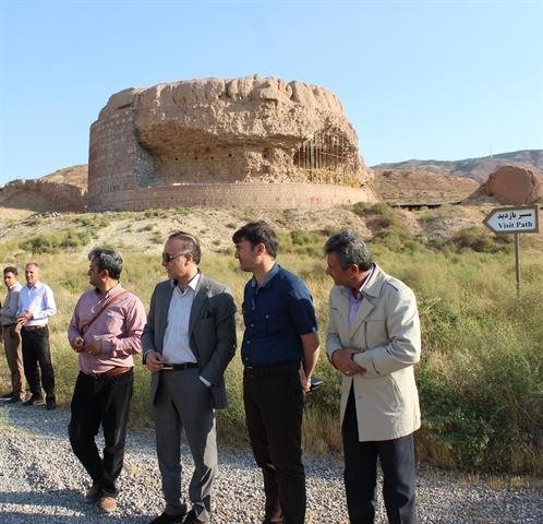 شروع فصل سوم کاوش های باستان شناختی و مطالعات مرمتی ربع رشیدی تبریز
