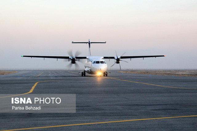موافقت شرکت هواپیمایی جمهوری اسلامی ایران با برقراری پرواز هفتگی از فرودگاه سهند