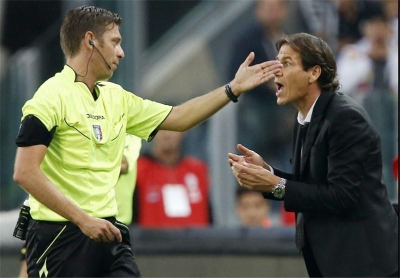 گارسیا: اتفاقات بازی با یووه به فوتبال ایتالیا ضربه می زند