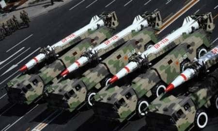 افزایش 7 درصدی بودجه نظامی چین در سال 2017