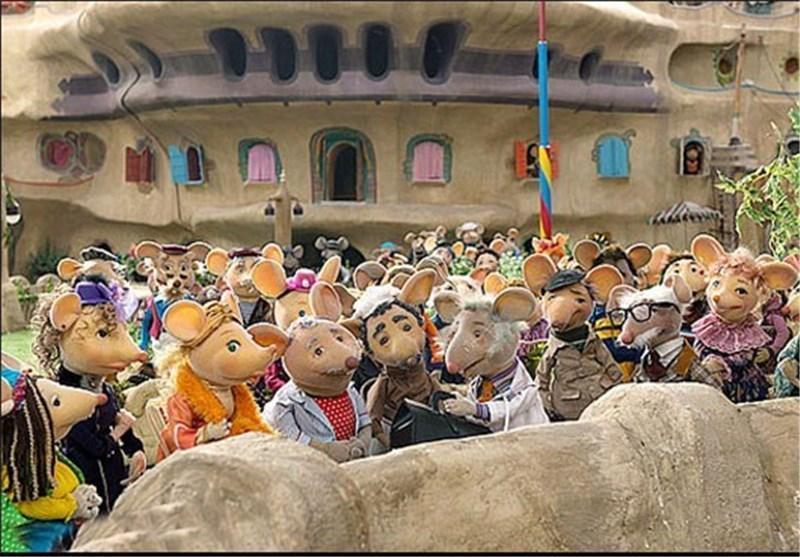 عروسک های شهرموشها2 از سفرچین به بازار می آیند
