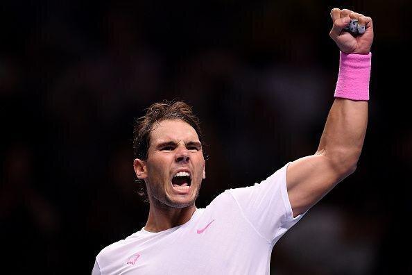 بازگشت فوق العاده نادال در شب صعود سیتسیپاس به نیمه نهایی تور ATP لندن