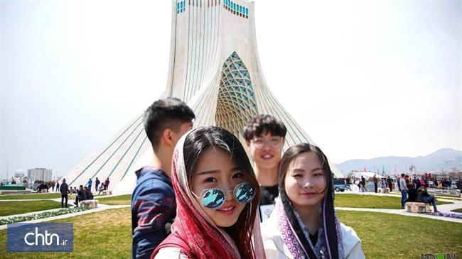 ایران میزبان تور آشناسازی چینی ها می گردد