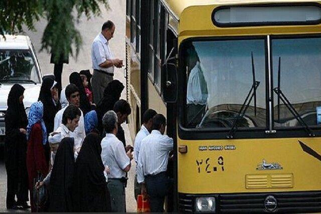 بازگشت 8 اتوبوس غیرفعال شهرداری کرمان، به چرخه حمل ونقل شهری