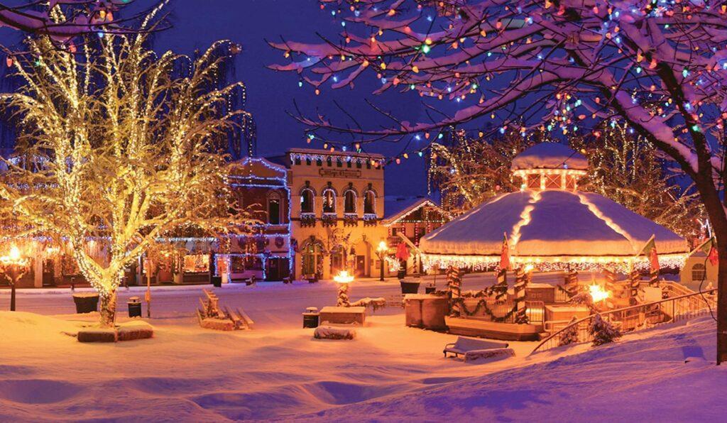 افسانه ای ترین شهرهای اروپا برای جشن کریسمس