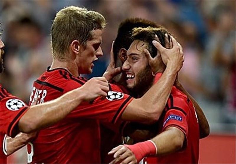 صعود درخشان لورکوزن و بازگشت پرگل منچستریونایتد به لیگ قهرمانان اروپا