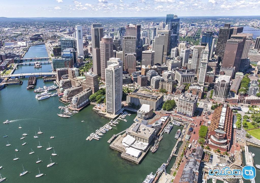 راهنمای سفر به بوستون، زیبایی حیرت آور در ایالات متحده