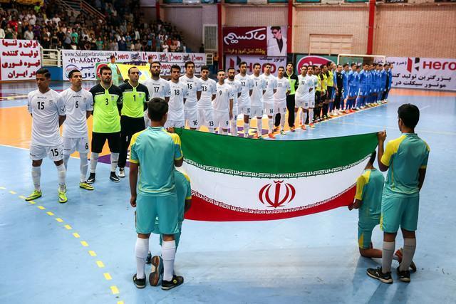 تاریخچه حضور ایران در جام جهانی فوتسال