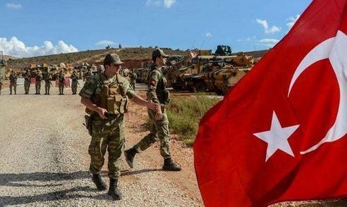 ترکیه 4000 پلیس در شمال سوریه مستقر می نماید