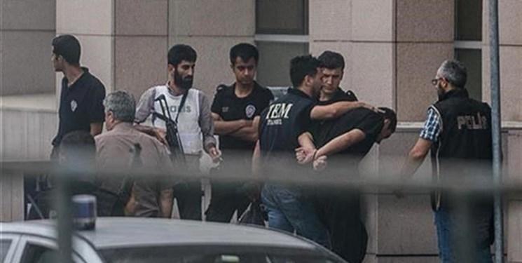 37 مظنون به دخالت در کودتای نافرجام ترکیه بازداشت شدند