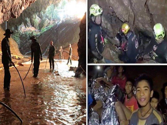 تروما، مهمترین چالشِ نوجوانان تایلندیِ نجات یافته از غار