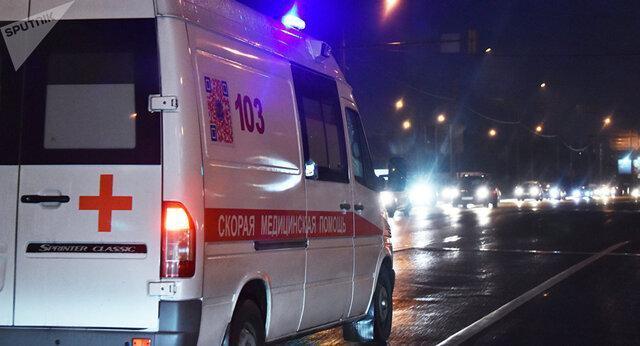 19 زخمی در حادثه واژگونی اتوبوس مسافران بلاروسی
