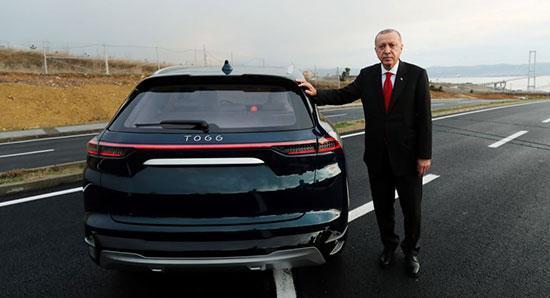 تاگ؛ نخستین خودروی ملی ترکیه