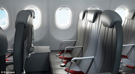 رویای مسافران برای بزرگتر شدن جایگاه های هواپیما