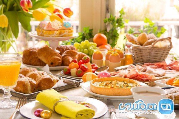 بهترین صبحانه های دنیا ، معروف ترین صبحانه های دنیا کدامند ؟