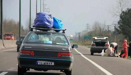 بیش از 65 میلیون سفر در تابستان 93