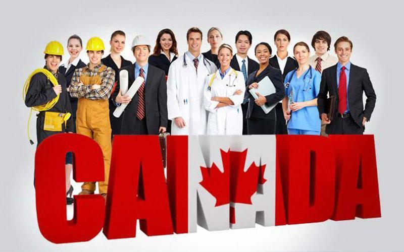 قبل از مهاجرت به کانادا