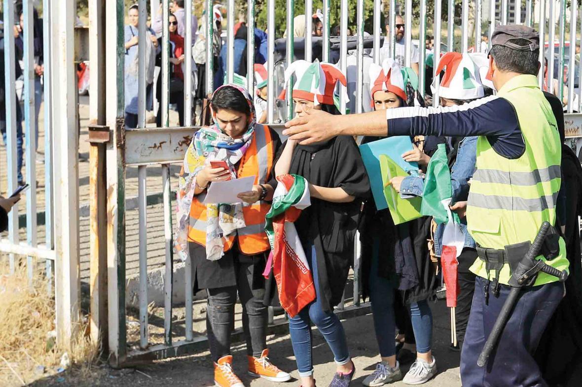 نامه جدید فیفا: تماشای لیگ برای زنان از خرداد 99