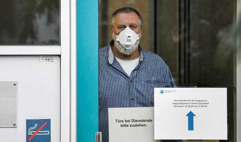 خبرنگاران شمار مبتلایان کرونا در آلمان 795 نفر شد