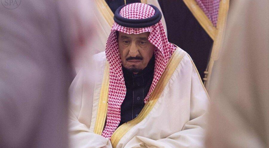 بازداشت های اخیر در عربستان با شرایط جسمانی شاه سعودی مرتبط است؟