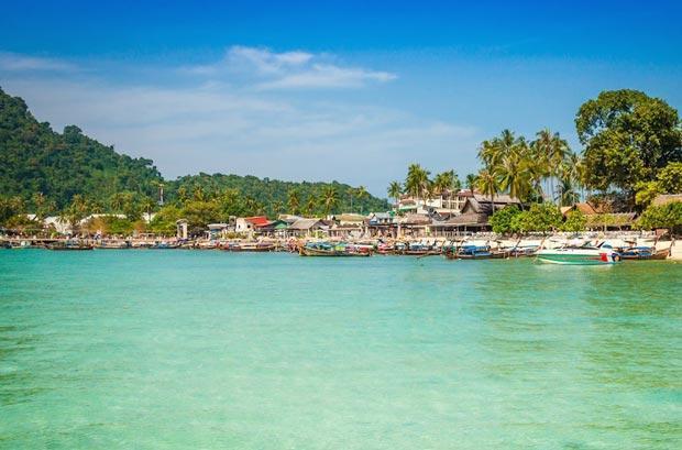جزیره کو فی فی تایلند و 8 ساحل دیدنی آن