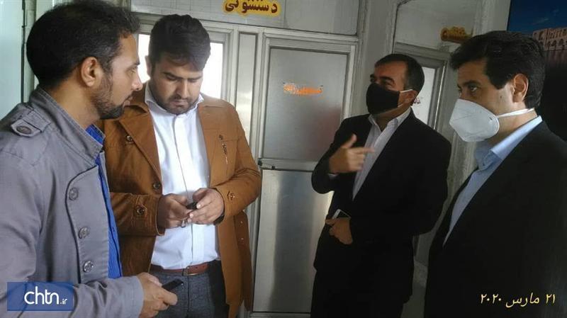 پلمب 8 مجموعه گردشگری در استان اصفهان