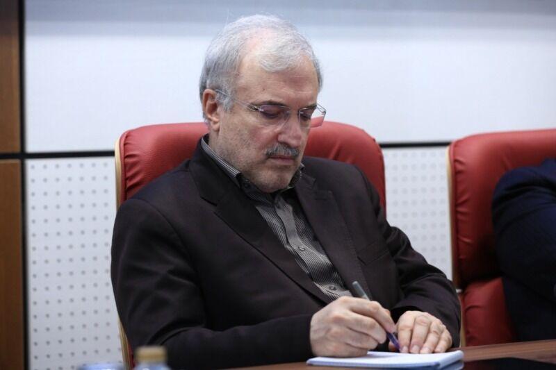 خبرنگاران وزیر بهداشت: جلسات مجلس تا دو هفته دیگر غیرحضوری برگزار گردد