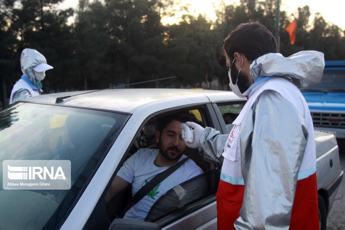 خبرنگاران سلامتی مسافران قمی پس از برگشت غربالگری می گردد