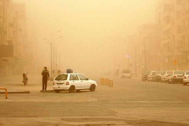 پیش بینی رگبار پراکنده باران، رعدوبرق، وزش باد و گردوخاک در بوشهر