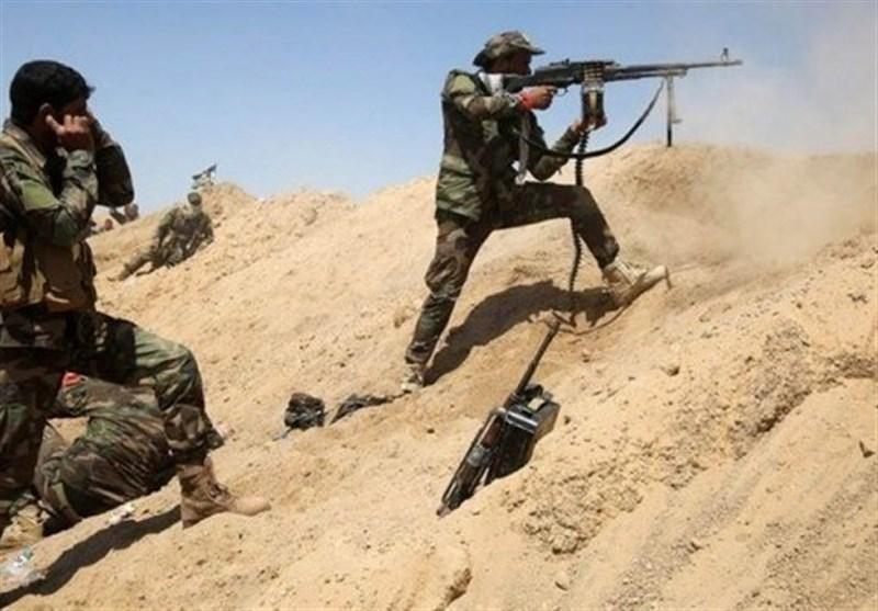 شروع مرحله جدید عملیات الحشد الشعبی و ارتش عراق در الانبار