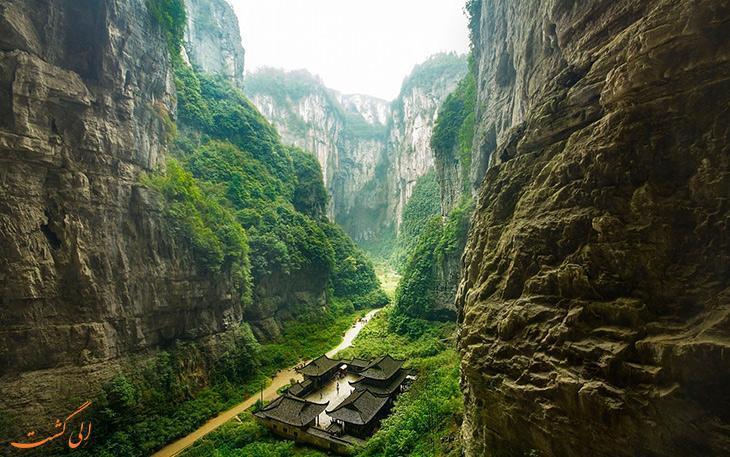 پارک های ملی چین و طبیعت بی نظیر این کشور